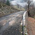 Travaux en cours / refection de mur a pailhares