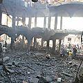 Gaza bombardement 24-08-2014 #5