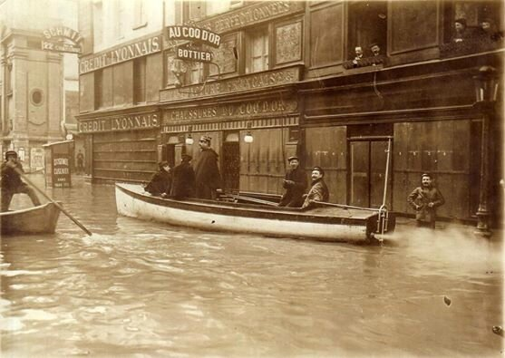 Faubourg Saint-Antoine, 1910