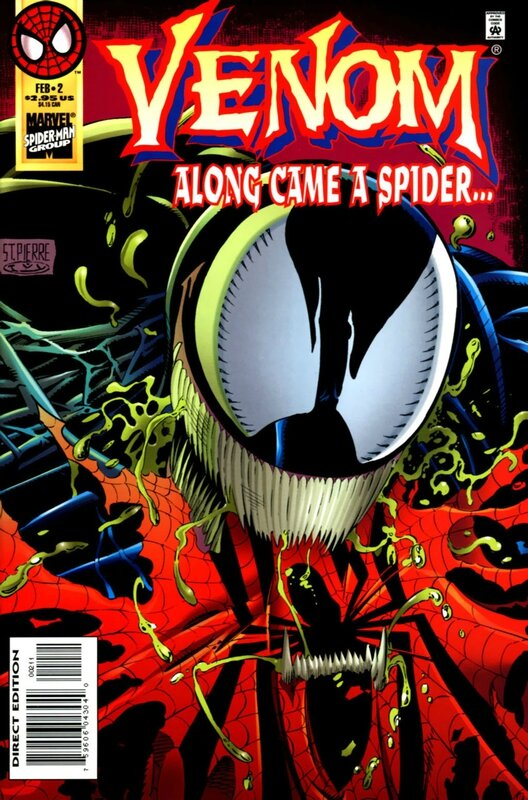 venom along came a spider 2