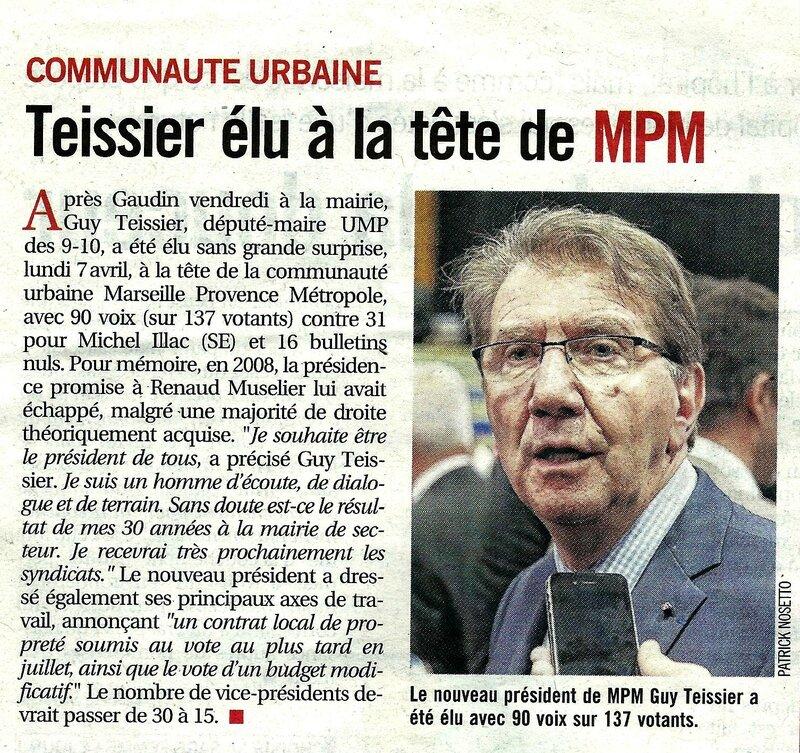 Guy TEISSIER MPM HEbdo 9