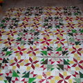 Carolina Christmas Quilt 