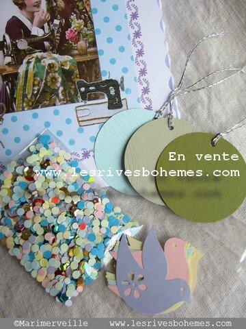 Pochette Cahier couture Marimerveille 2