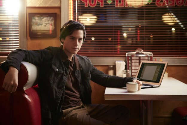 Cole Sprouse as Jughead_Riverdale