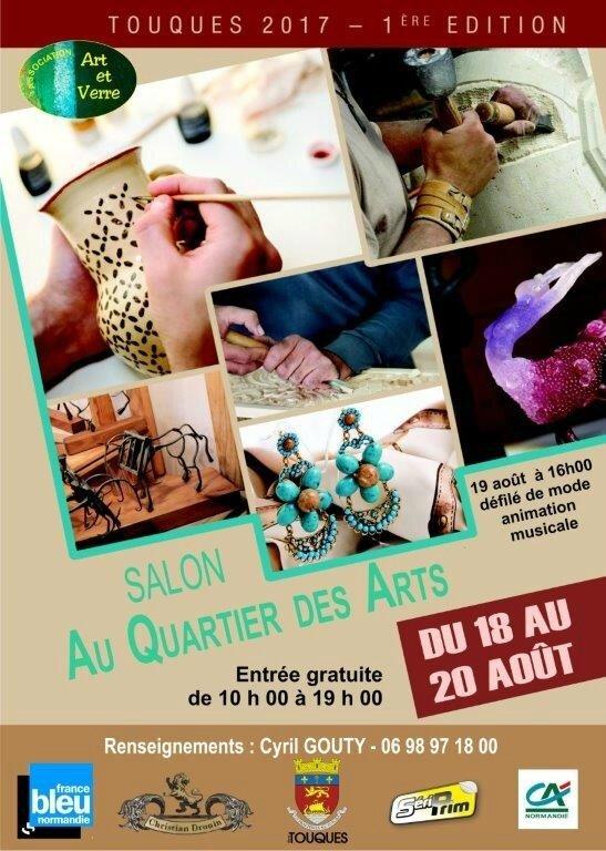 Affiche Quartier des arts v3 (2)