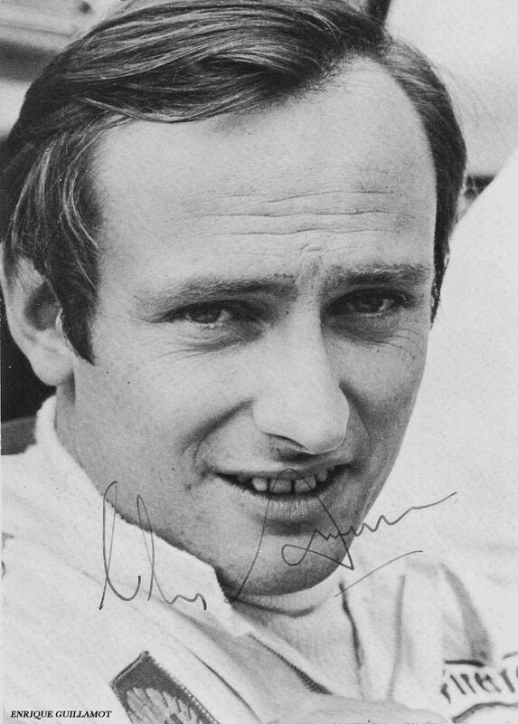 1968-Monjuich-Chris Amon par enrique Guillamot