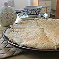 Crêpe au lait de coco et farine de riz (végan/ sans gluten)