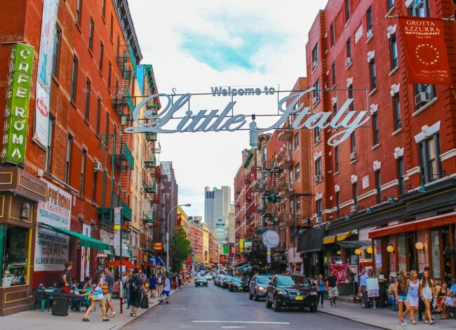 Little Italy Tour Boston