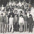 Classe de 4ème i : 1976 - 1977
