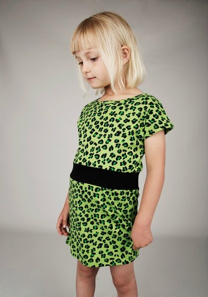 mini rodini leopard girl