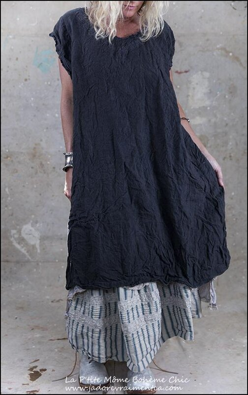 Orlena linen dress Dress 399 - Midnight.01.jpg