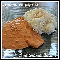 Jambon au paprika