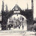 Les fêtes à La Ferté Saint Aubin