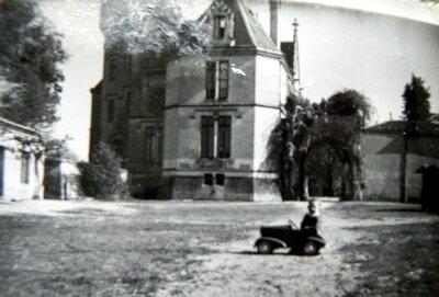 Château de Pessac, retour aux sources