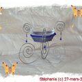 bougeoir en perle 27-03-2007