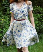 Sew Liberated - Clara Dress