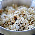 Pop corn salés tex mex