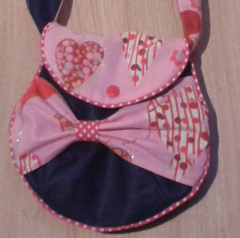 Un sac de petite fille (5)