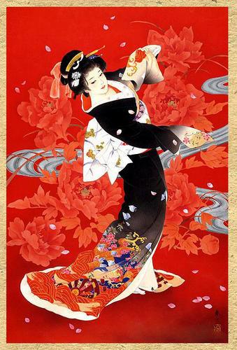 Pour les adolescents art japonais