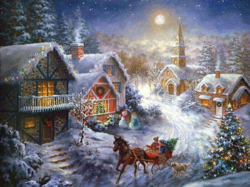 1 - souhaiter un très joyeux Noël