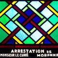 L'arrestation de l'abbé Morenne (légende)