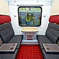 Paris - nice : des voitures russes sur le train de nuit