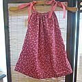 2014-06-11, robe fillette 2 ans
