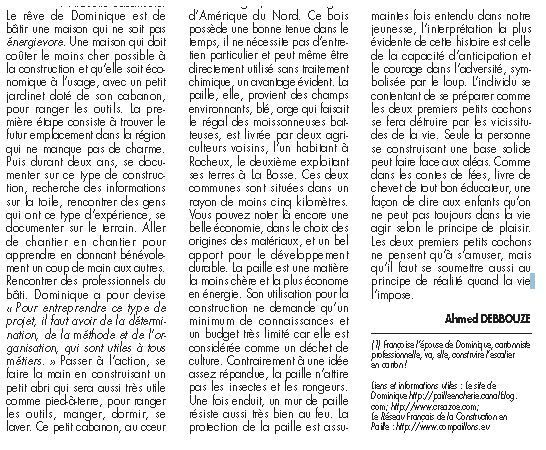 Article La Renaissance 31