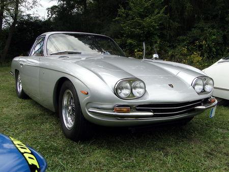 LAMBORGHINI 400 GT 2+2 1967 Festival des Voitures Anciennes de Hambach 2009 2