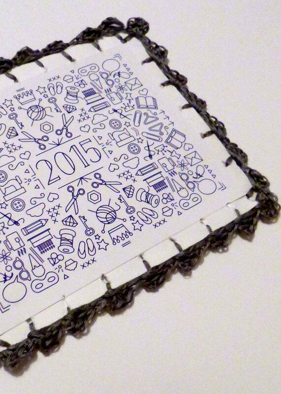 bordure crochetée - Anisbee