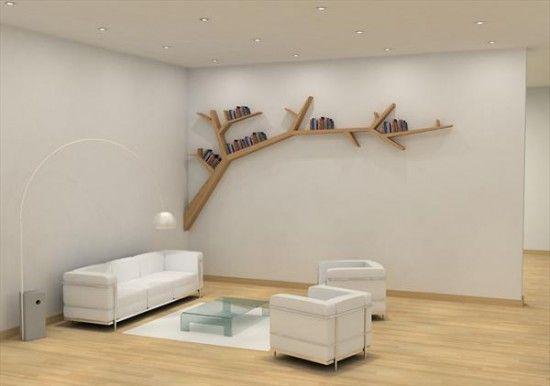 histoire de pieds et tag re en naturelle heads or. Black Bedroom Furniture Sets. Home Design Ideas