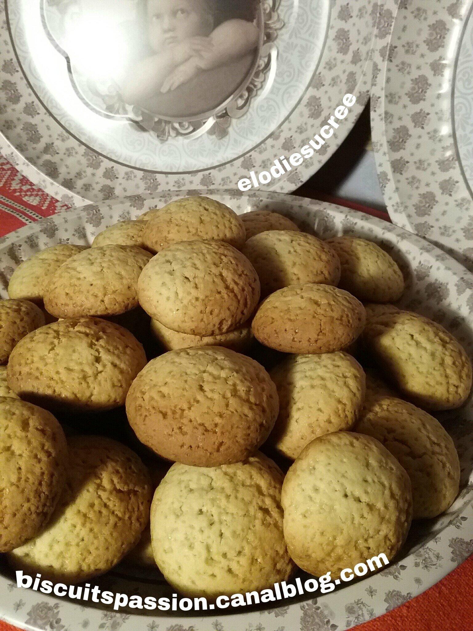 biscuits au gingembre frais et au miel biscuits passion. Black Bedroom Furniture Sets. Home Design Ideas