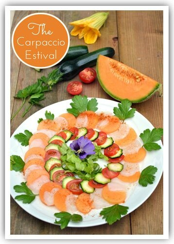 carpaccio estival copie