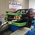 Mise au point skyline r33 rb25det drift carto e85