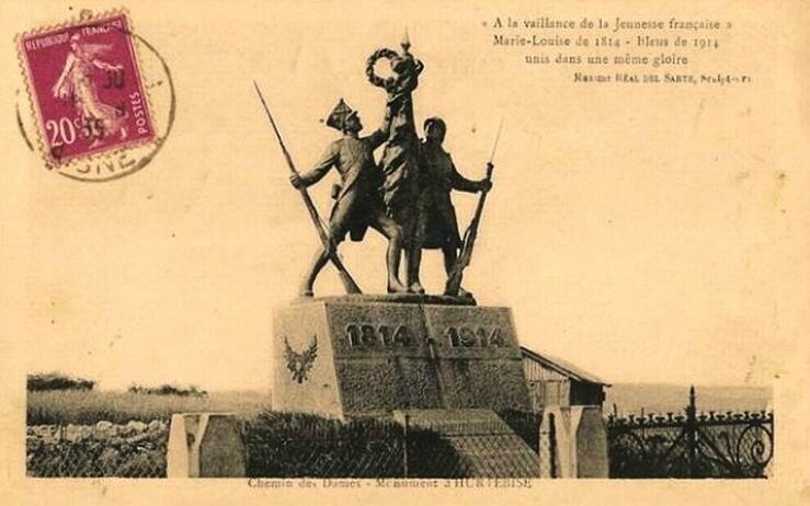 Monument des M Louise