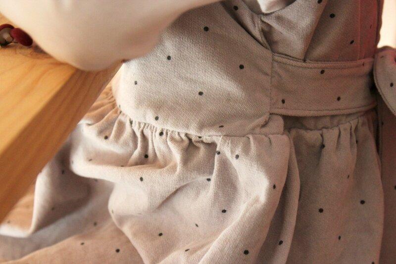 Robe vétheuil velours gris (58)