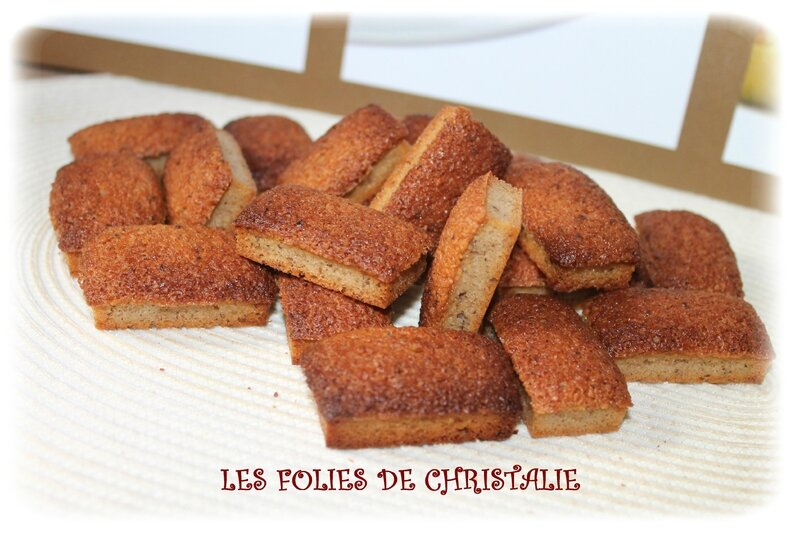 Financiers noisette 6