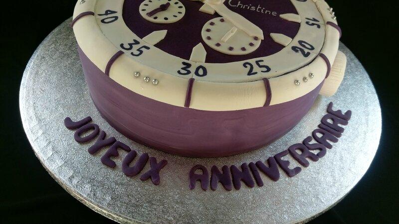 20170729 gâteau Montre (12)