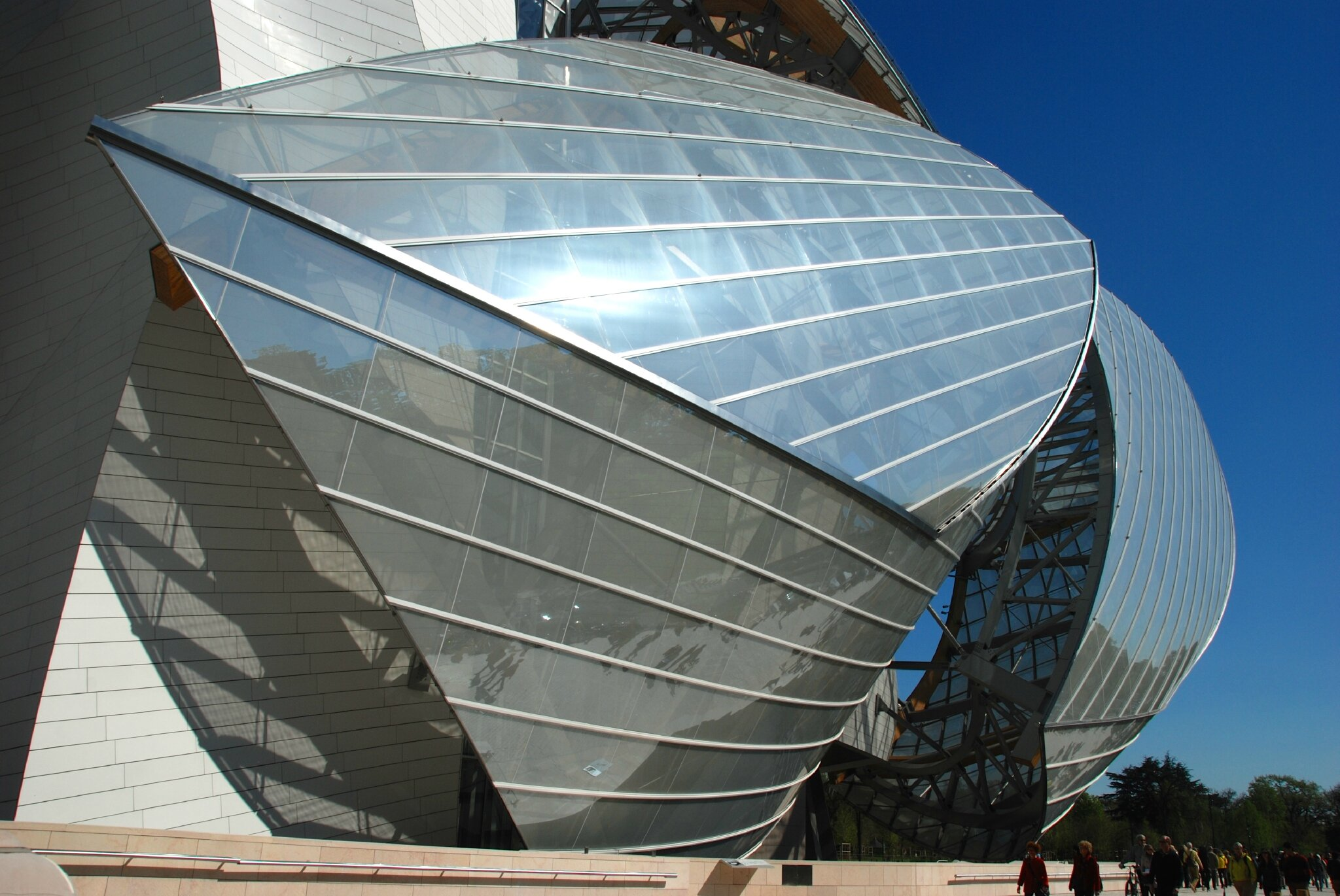 Paris Fondation Louis Vuitton & Jardin d acclimatation