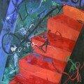 Mémoires d'Enfance / l'escalier rouge 2005