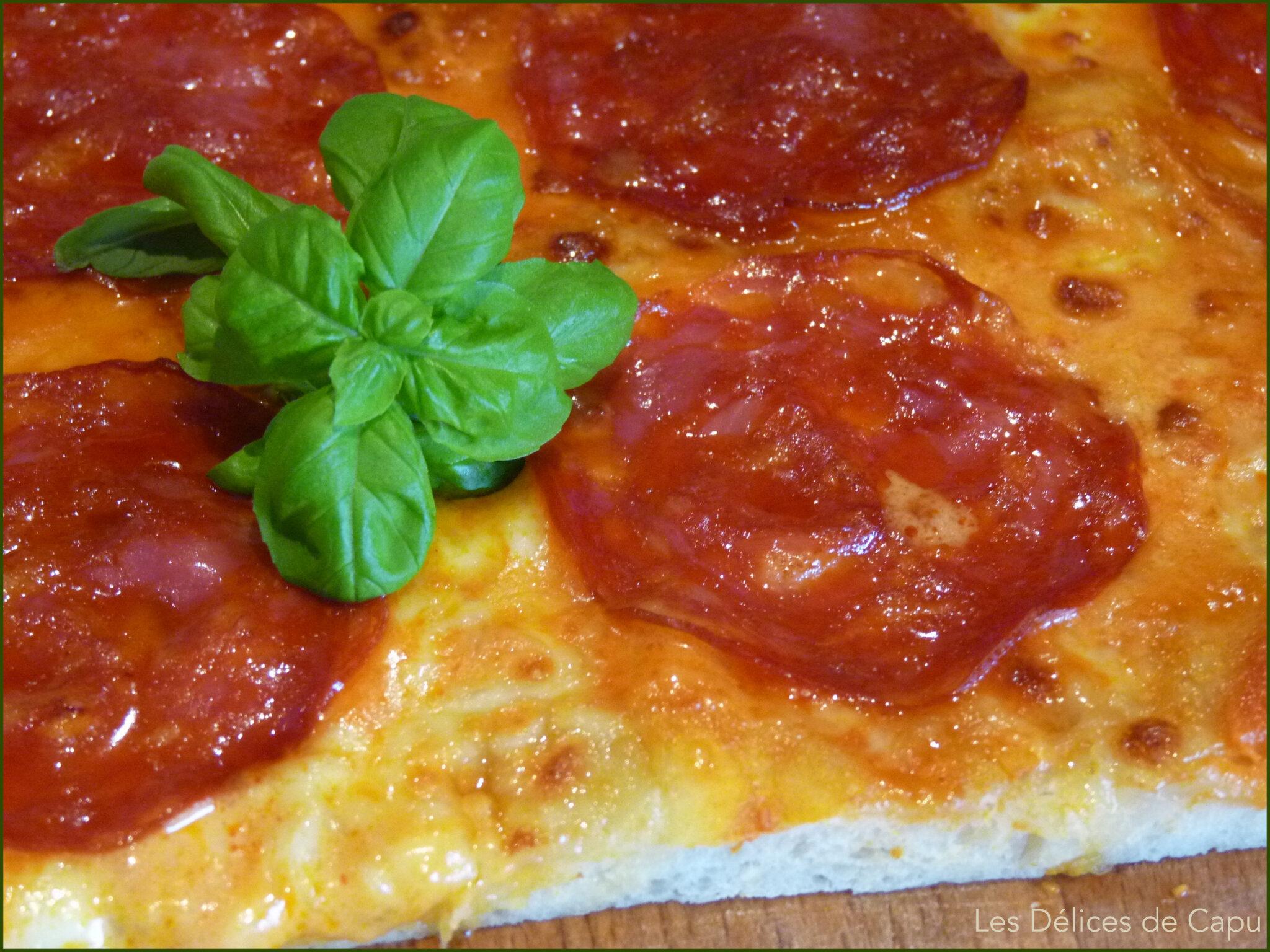 Pizza fonzarelli