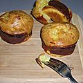 Mini cakes ou muffins au magret de canard sch et aux pommes
