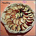 La tarte aux prunes de lalydo