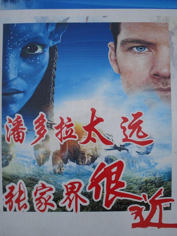 bienvenue chez Avatar