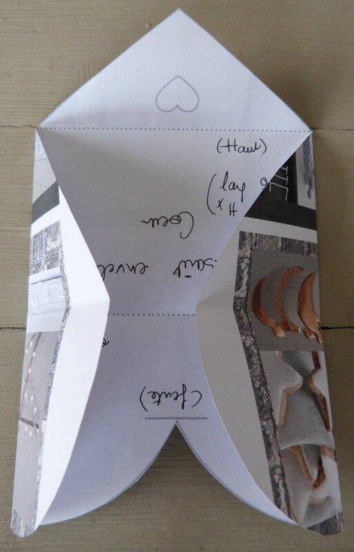 Enveloppe Coeur - Gabarit (3)