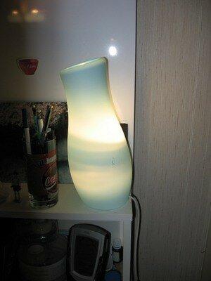 Lampe de chevet ik a le coin des bonnes affaires - Lampe de chevet solaire ikea ...
