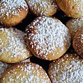 Biscuits citron amande