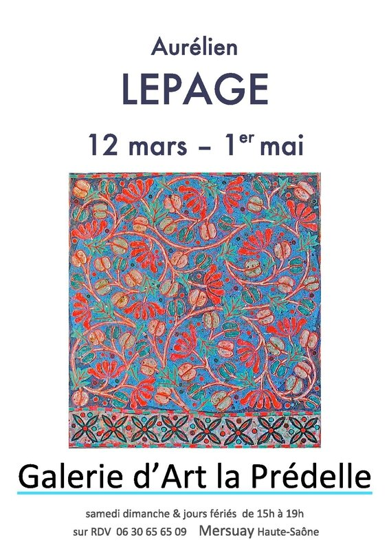 AFFICHE LEPAGE