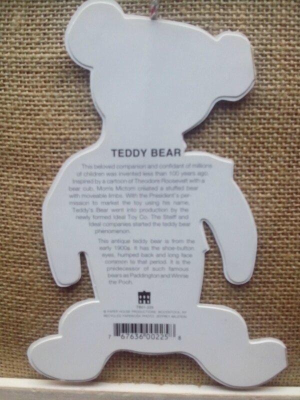 histoire teddy bear