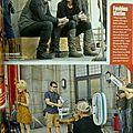 Katniss Peeta Effie Catching Fire movie